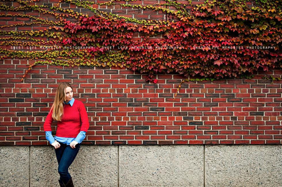 Head Shots at University of Maine – Kate