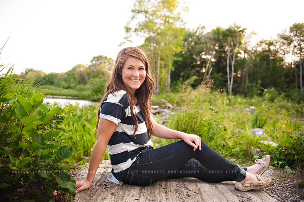 Brewer Maine Senior Photographer – Senior Pictures