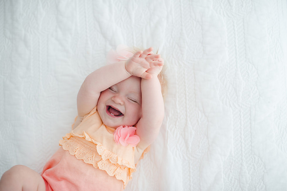 9 Month Baby Plan Session – Cora